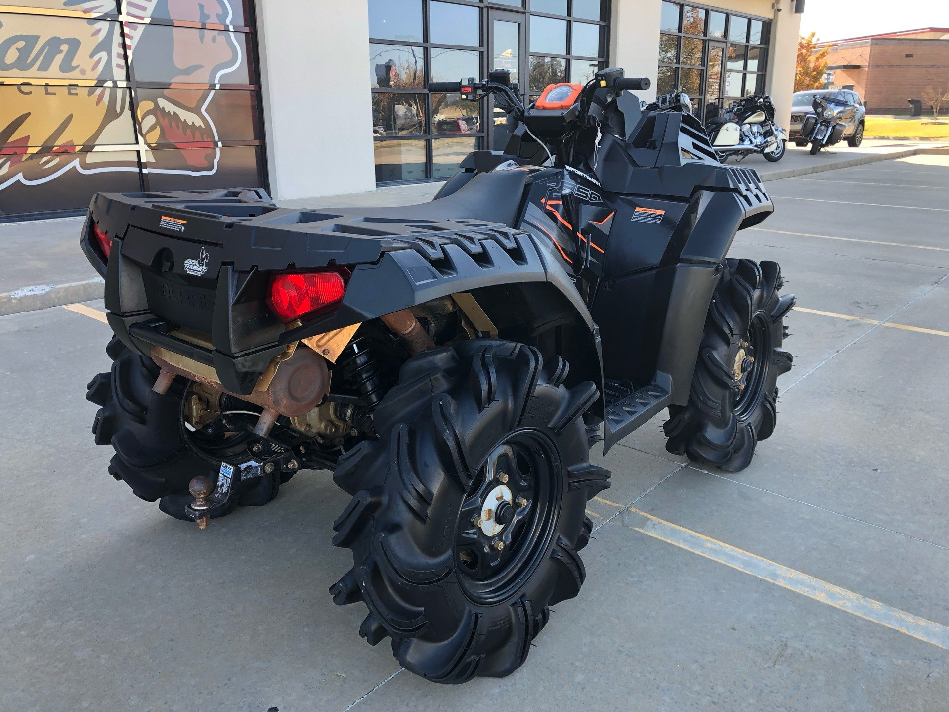 2019 Polaris Sportsman 850 High Lifter Edition in Norman, Oklahoma - Photo 8