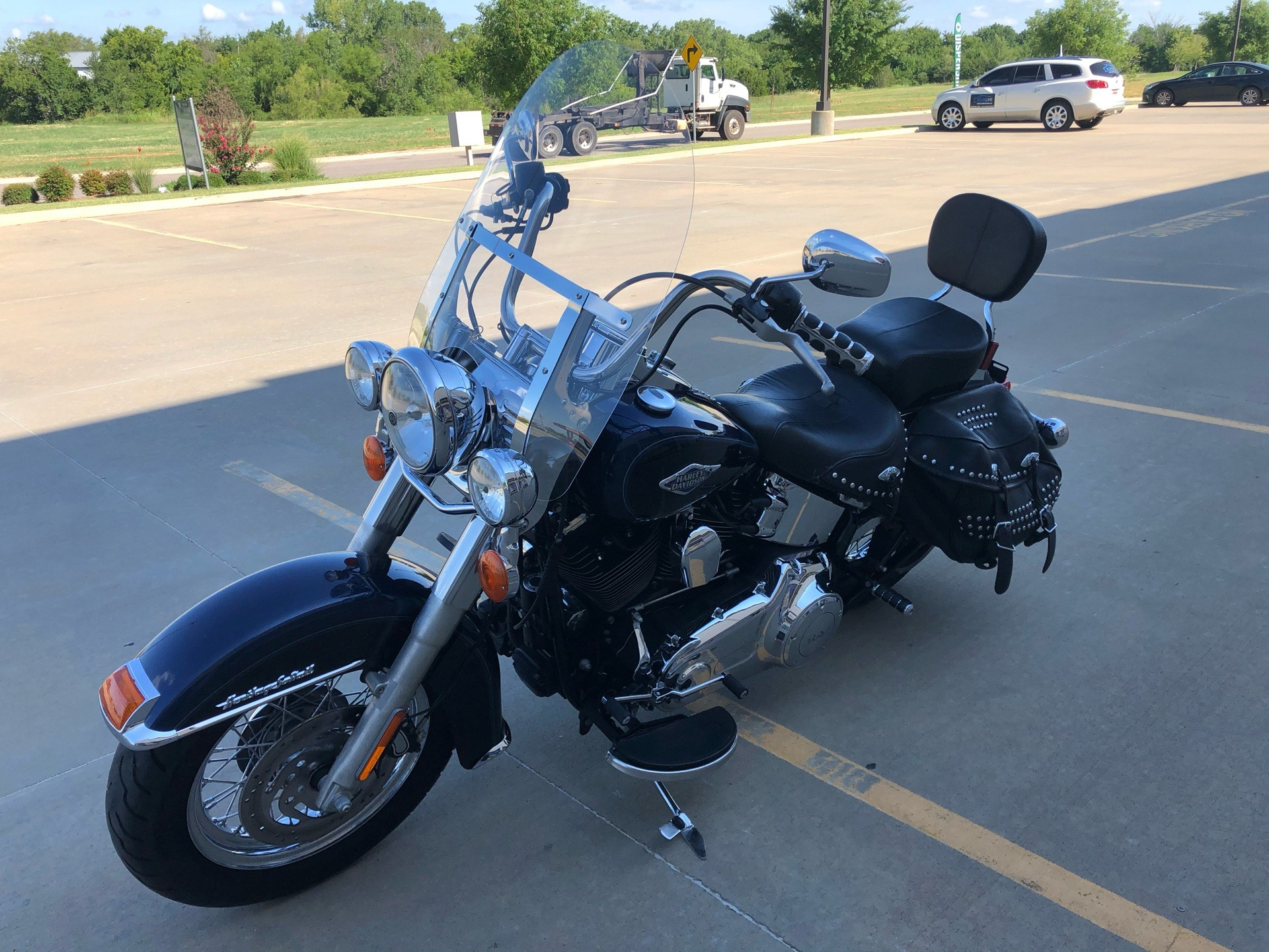 2014 Harley-Davidson Heritage Softail® Classic in Norman, Oklahoma - Photo 4