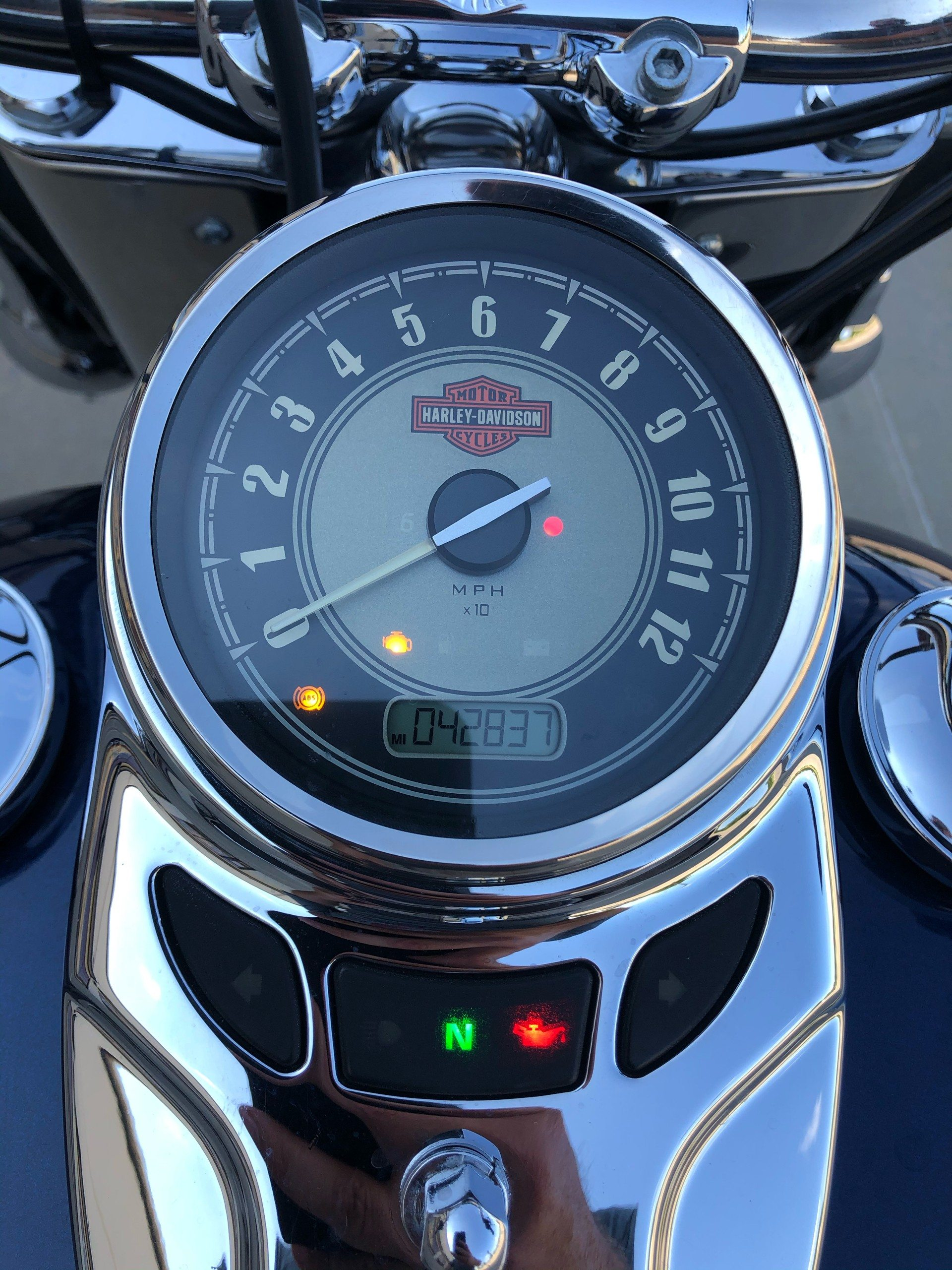 2014 Harley-Davidson Heritage Softail® Classic in Norman, Oklahoma - Photo 9