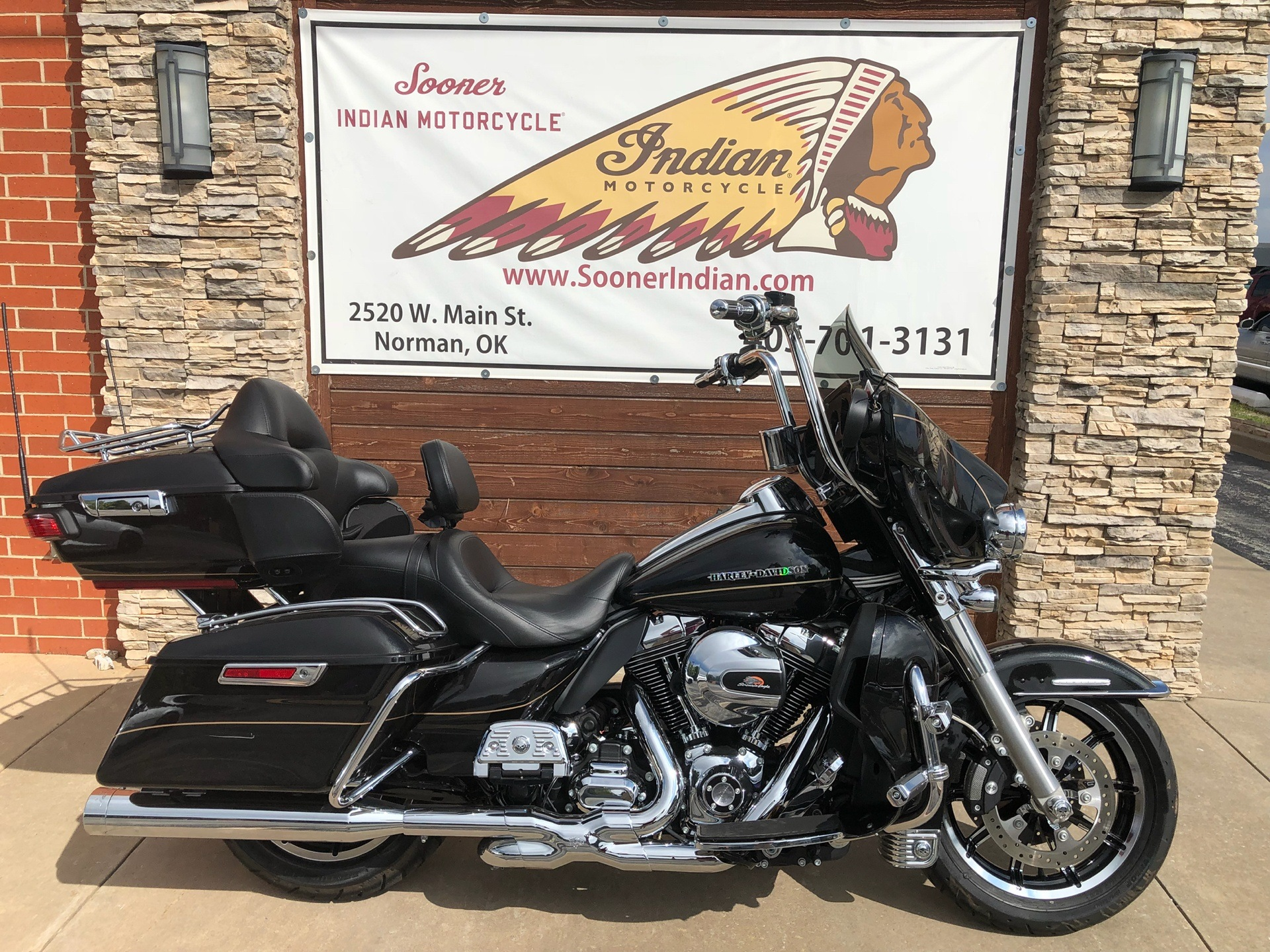 2016 Harley Davidson Ultra Limited In Norman Oklahoma