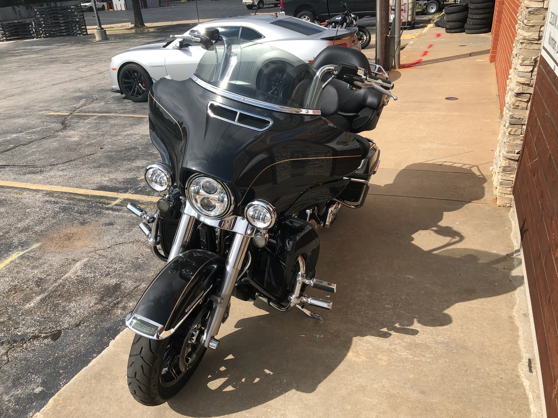 2016 Harley-Davidson Ultra Limited in Norman, Oklahoma