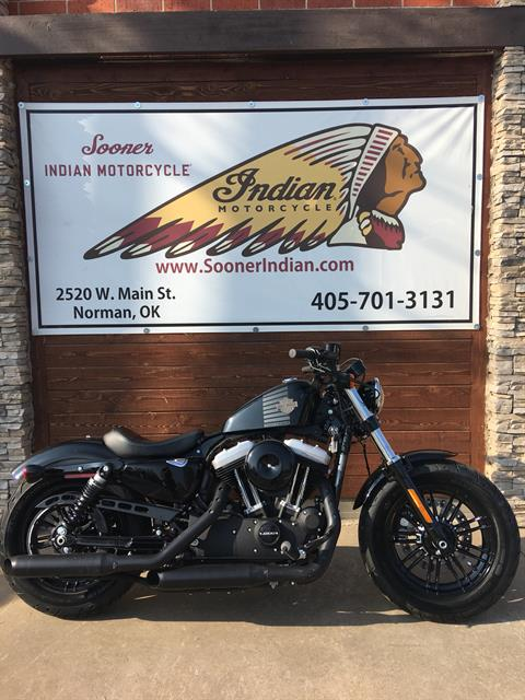 2016 Harley-Davidson Forty-Eight® in Norman, Oklahoma