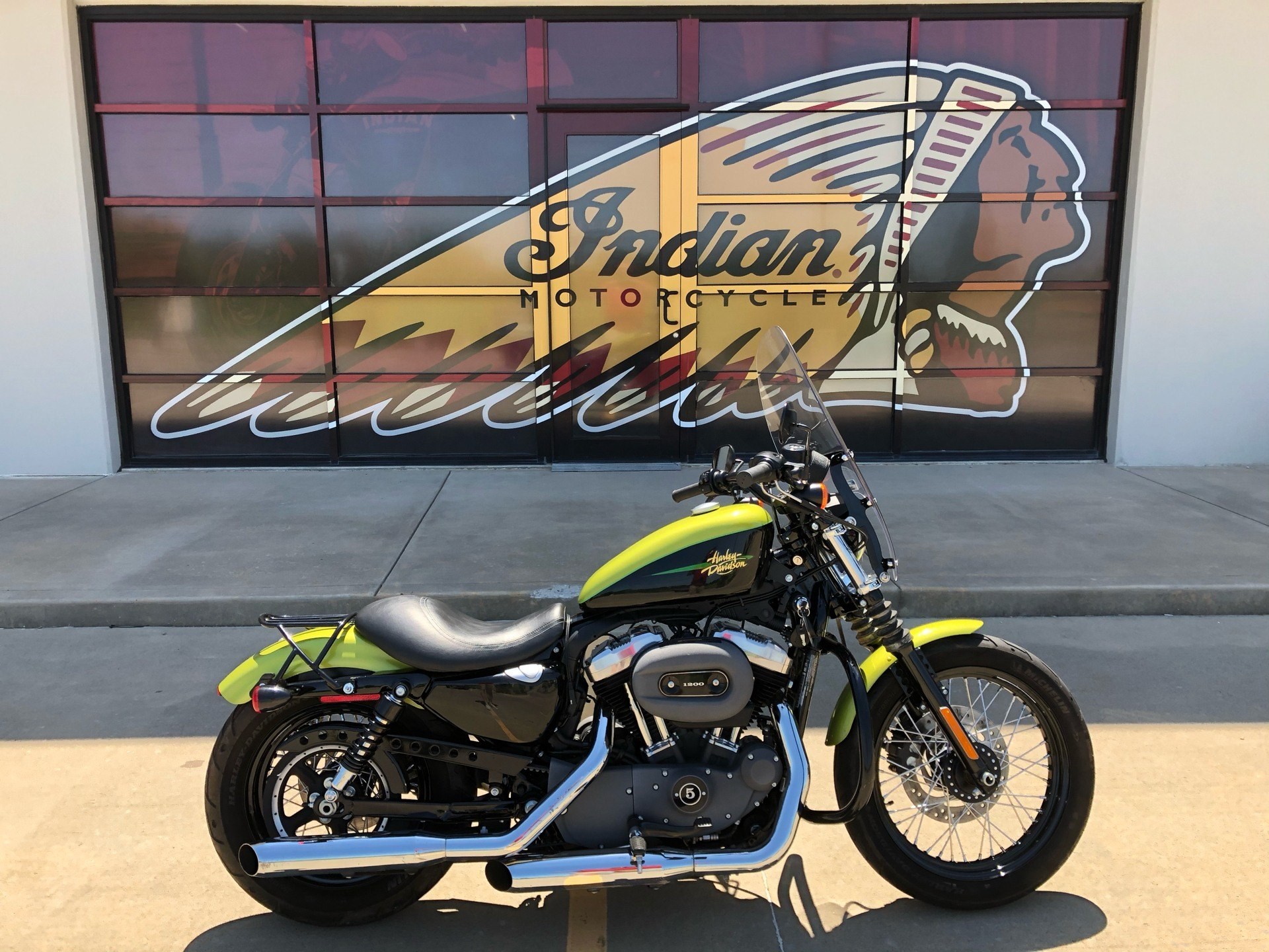 2011 Harley-Davidson Sportster® 1200 Nightster® in Norman, Oklahoma - Photo 1