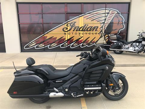 2013 Honda Gold Wing® F6B in Norman, Oklahoma - Photo 1