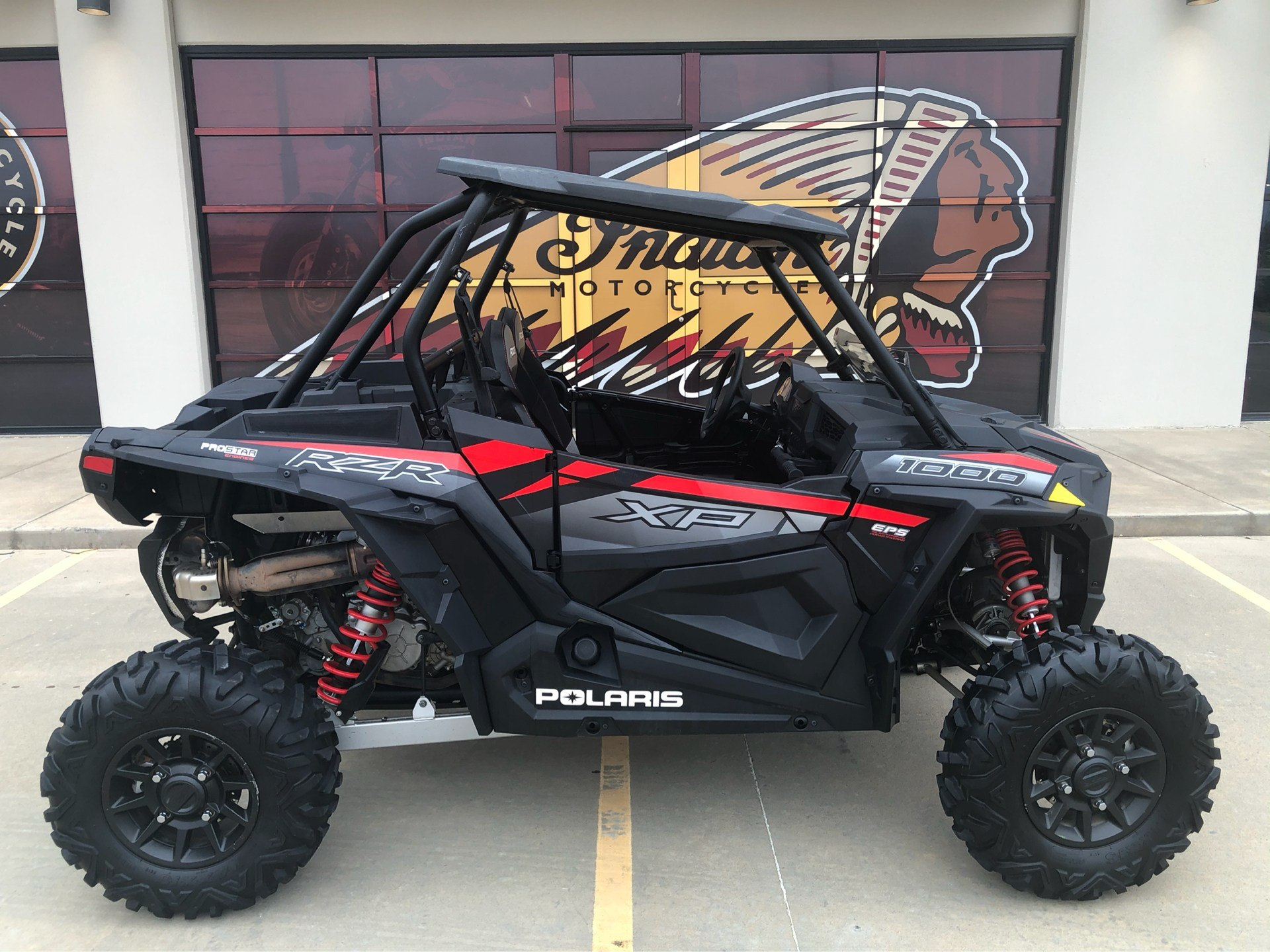 Polaris RZR XP 1000 Red Dash Panel New Warranty