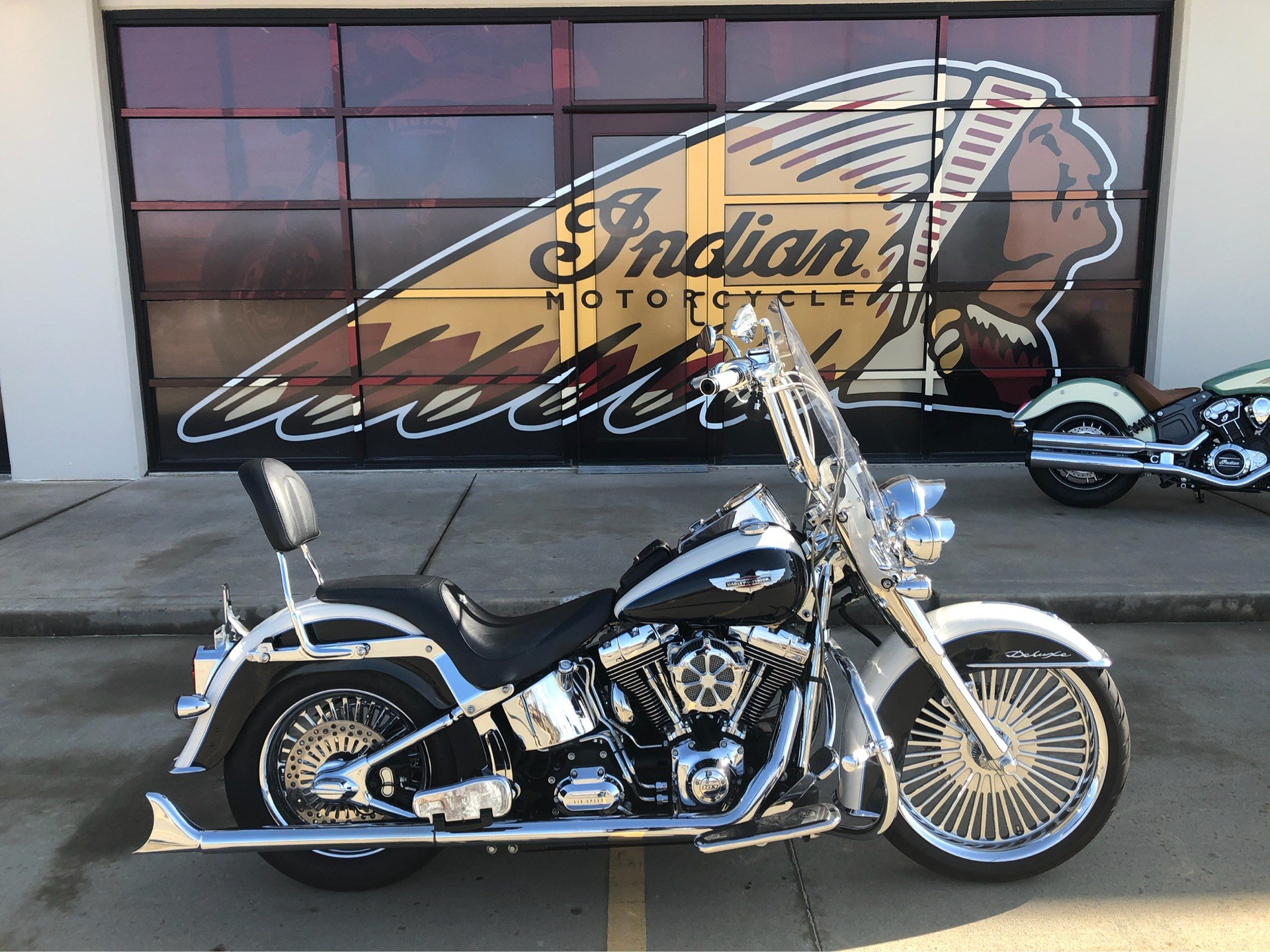 2013 Harley-Davidson Softail® Deluxe in Norman, Oklahoma - Photo 1