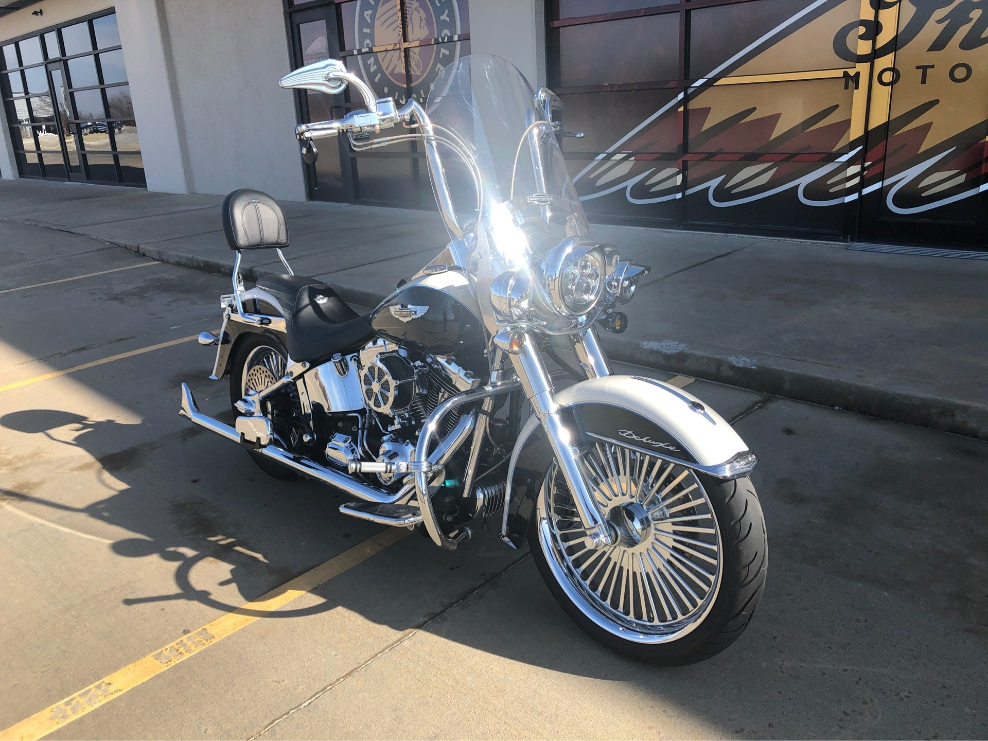 2013 Harley-Davidson Softail® Deluxe in Norman, Oklahoma - Photo 2