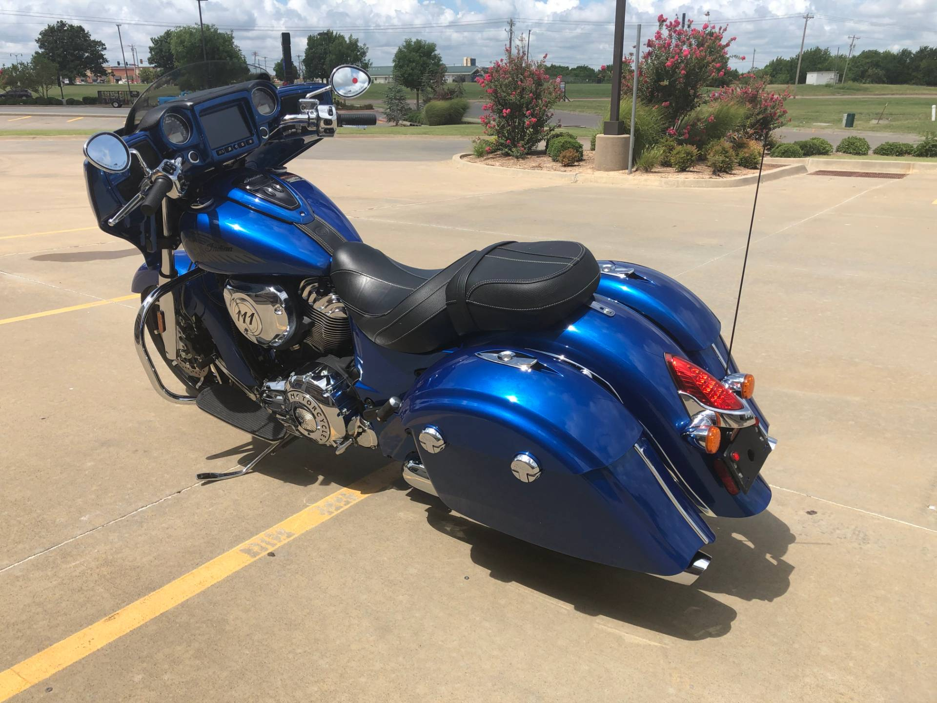 2018 Indian Chieftain® Limited ABS in Norman, Oklahoma - Photo 6