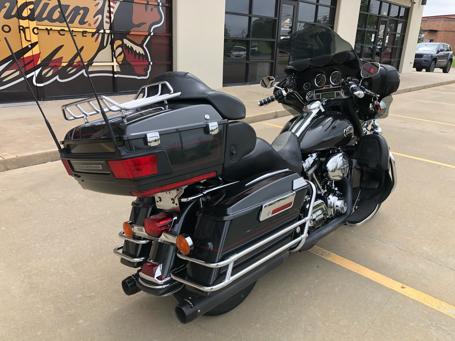 2008 Harley-Davidson Ultra Classic® Electra Glide® in Norman, Oklahoma - Photo 8