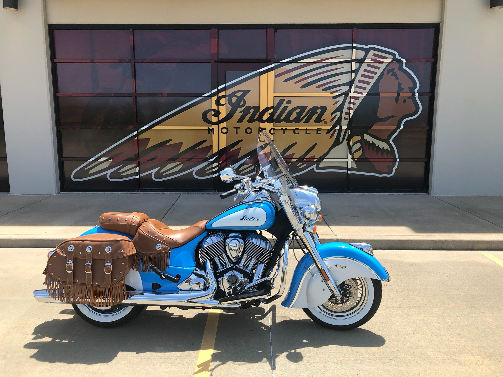 2019 Indian Chief® Vintage ABS in Norman, Oklahoma - Photo 1
