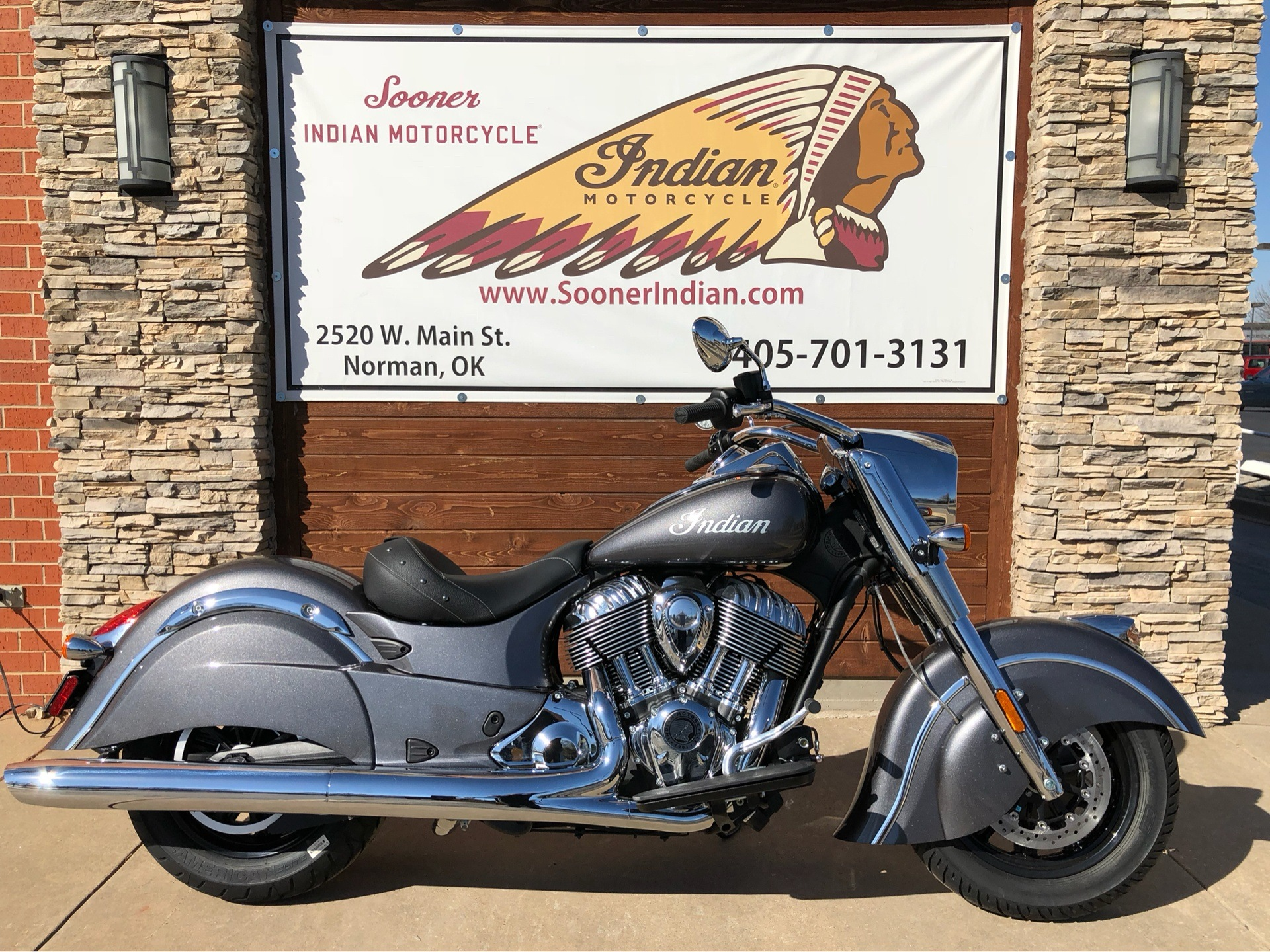 2018 Indian Chief® ABS in Norman, Oklahoma