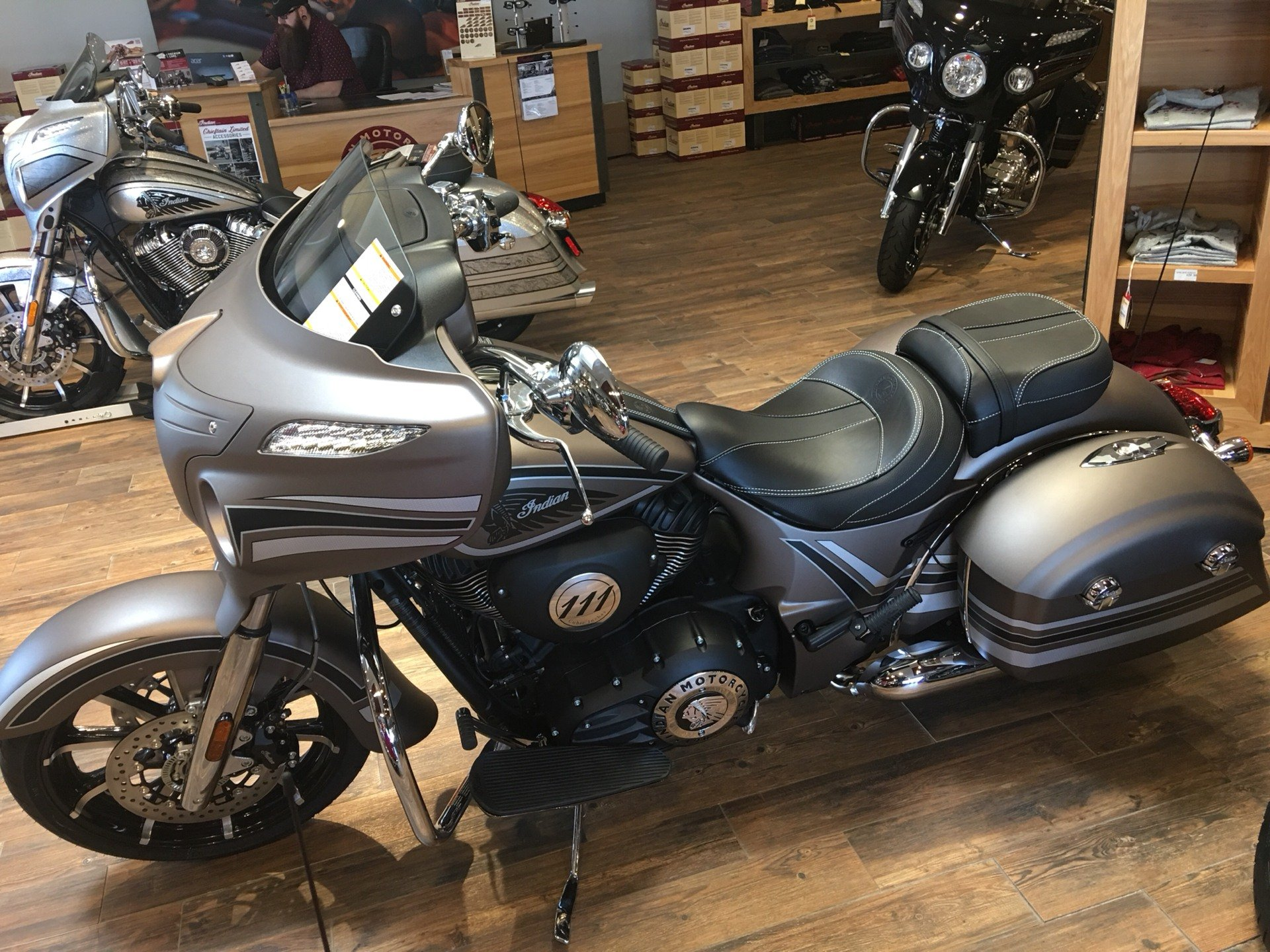 2018 Indian CHIEFTAIN LIMITED in Norman, Oklahoma