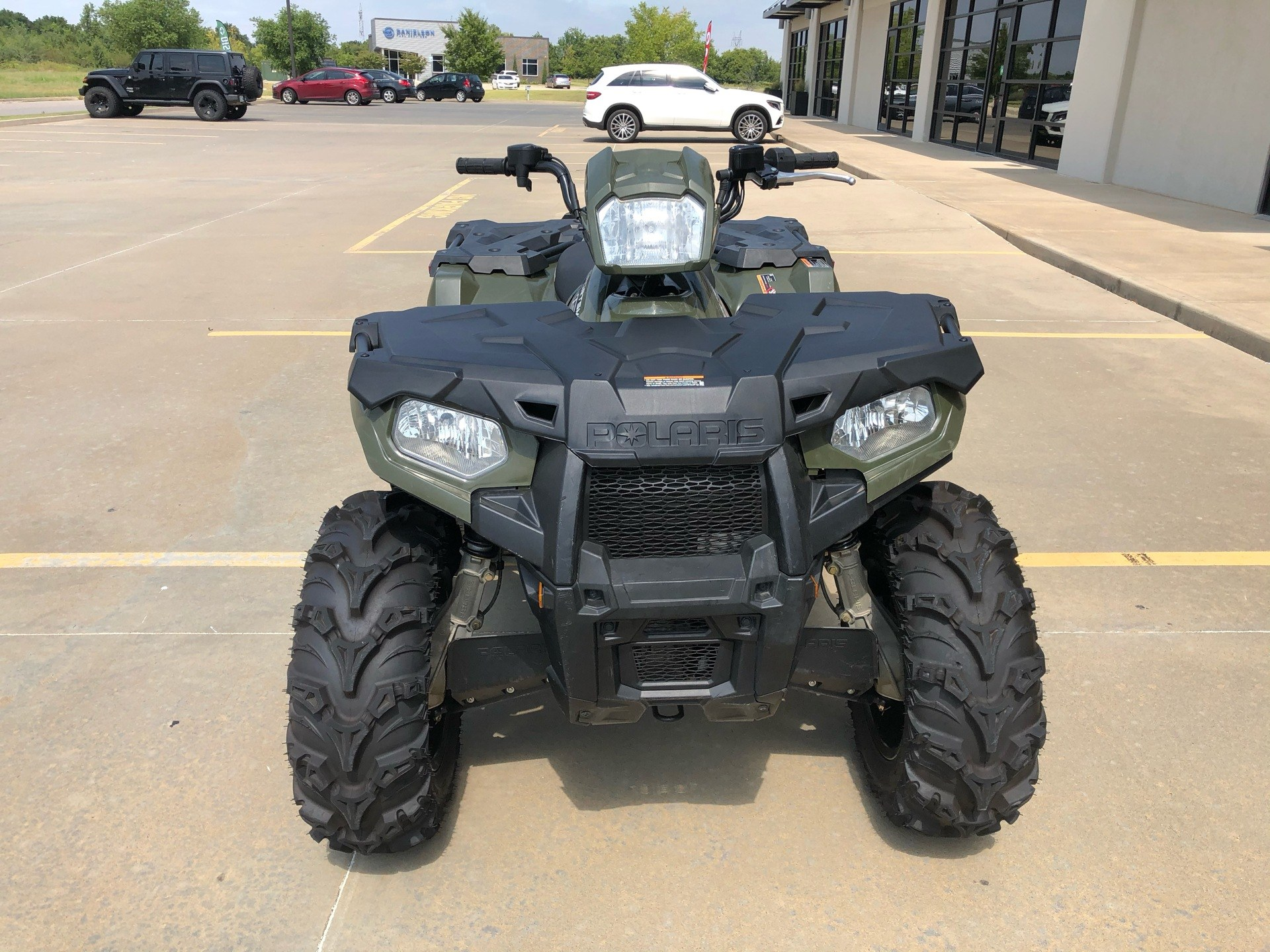 2019 Polaris Sportsman 450 H.O. in Norman, Oklahoma - Photo 3