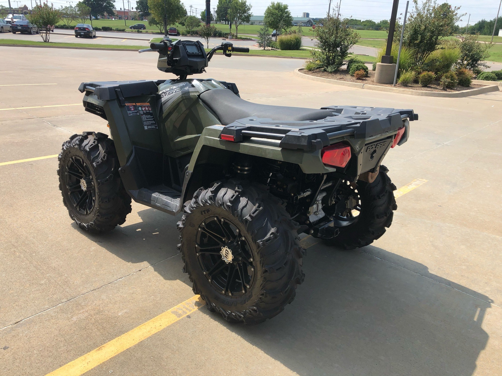 2019 Polaris Sportsman 450 H.O. in Norman, Oklahoma - Photo 6