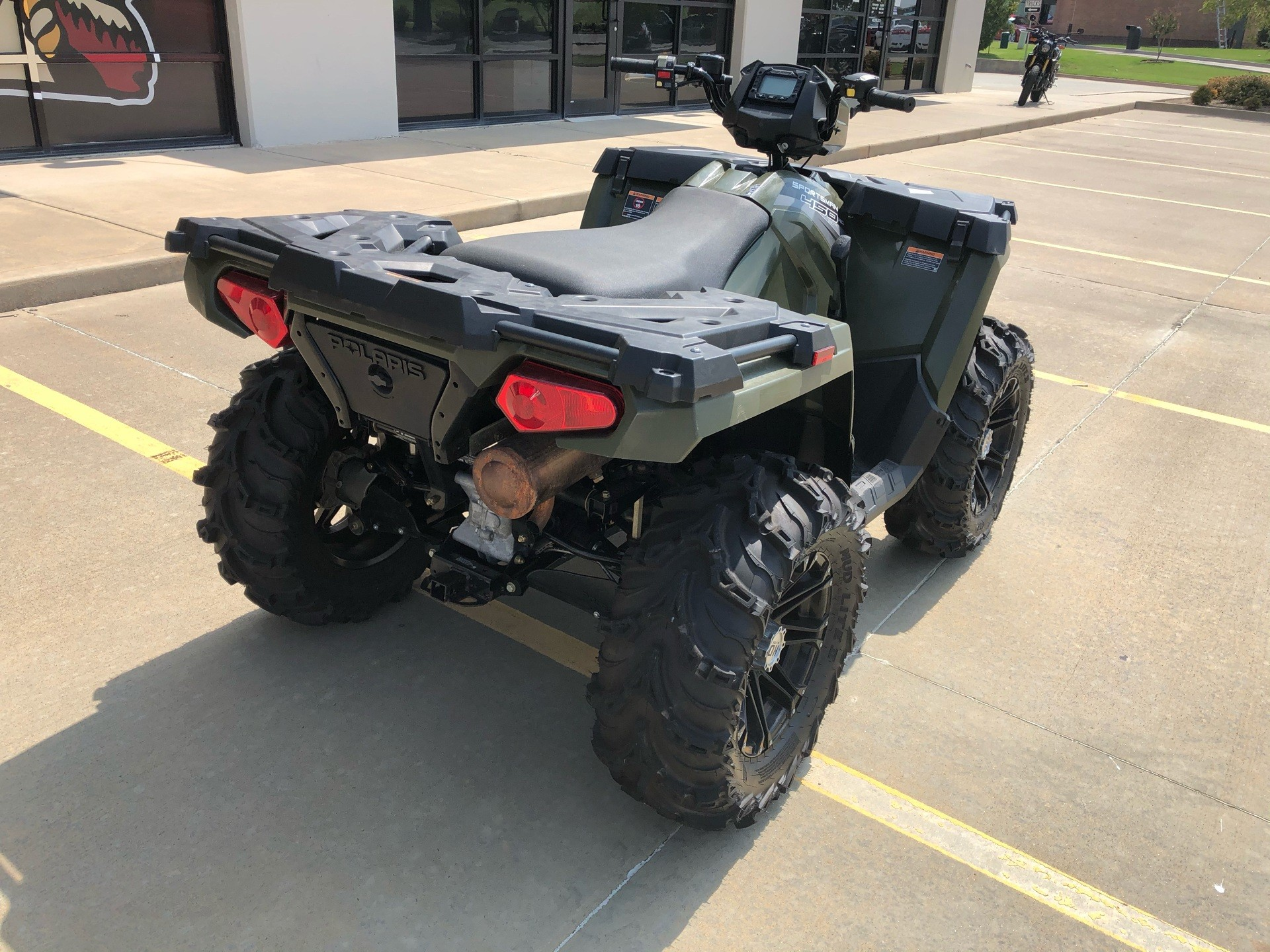 2019 Polaris Sportsman 450 H.O. in Norman, Oklahoma - Photo 8