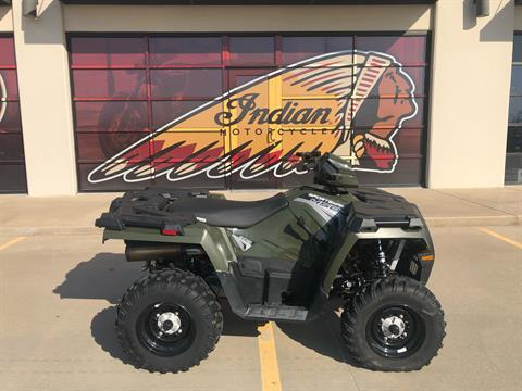 2019 Polaris Sportsman 450 H.O. in Norman, Oklahoma - Photo 1