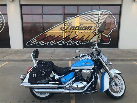 2009 Suzuki Boulevard C50T in Norman, Oklahoma - Photo 1