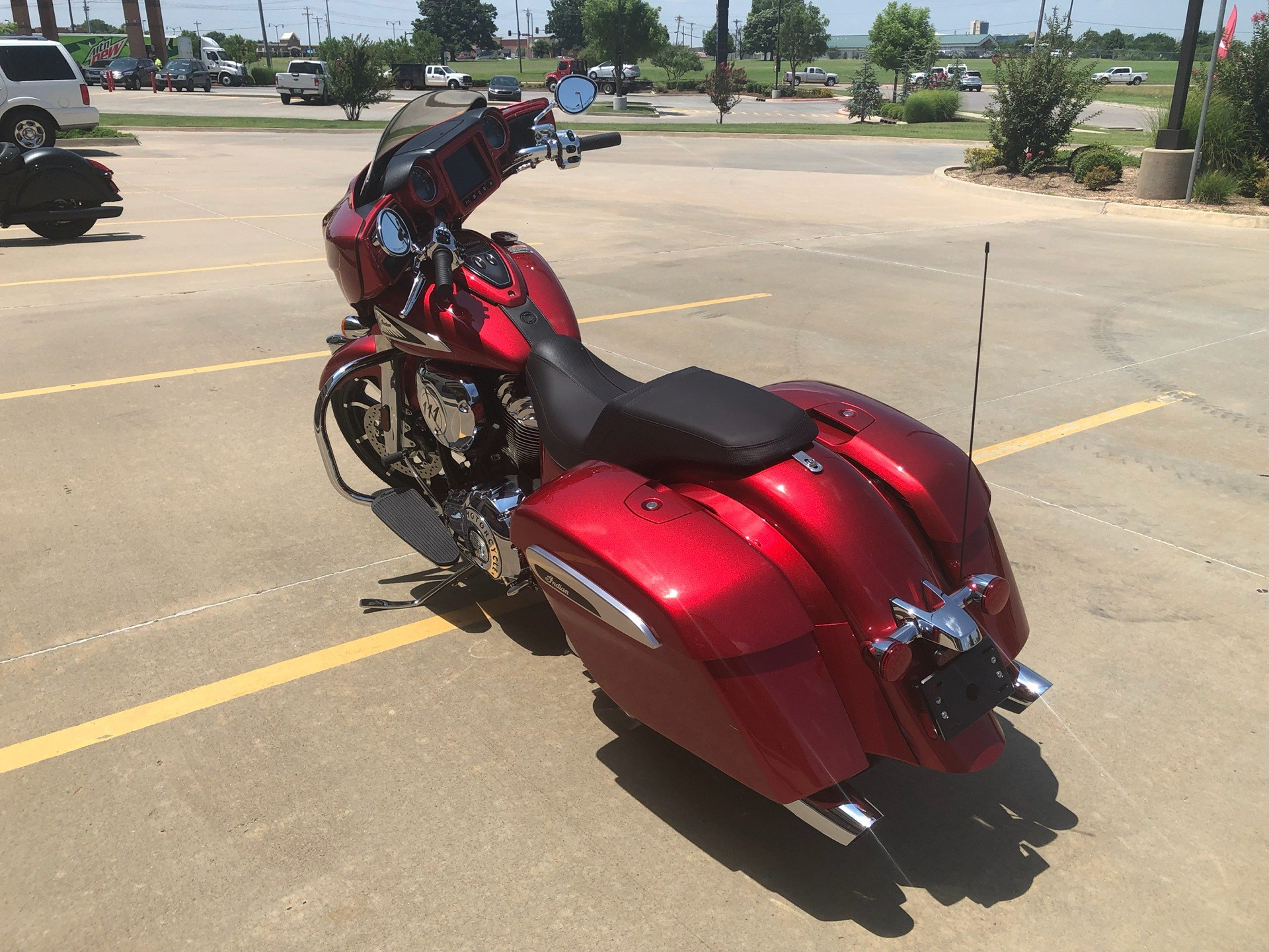 2019 Indian Chieftain® Limited ABS in Norman, Oklahoma - Photo 4