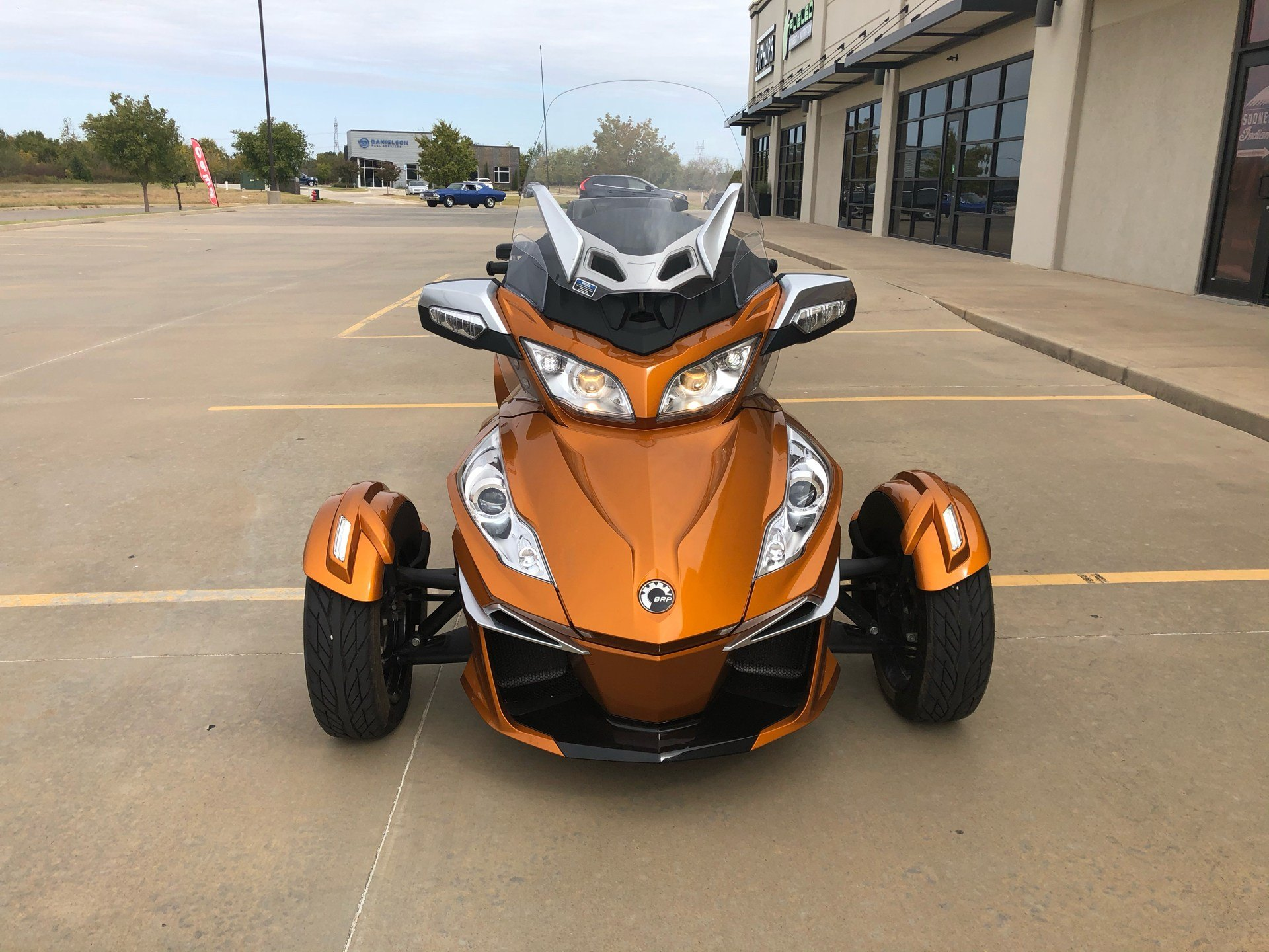 2014 Can-Am Spyder® RT Limited in Norman, Oklahoma - Photo 3