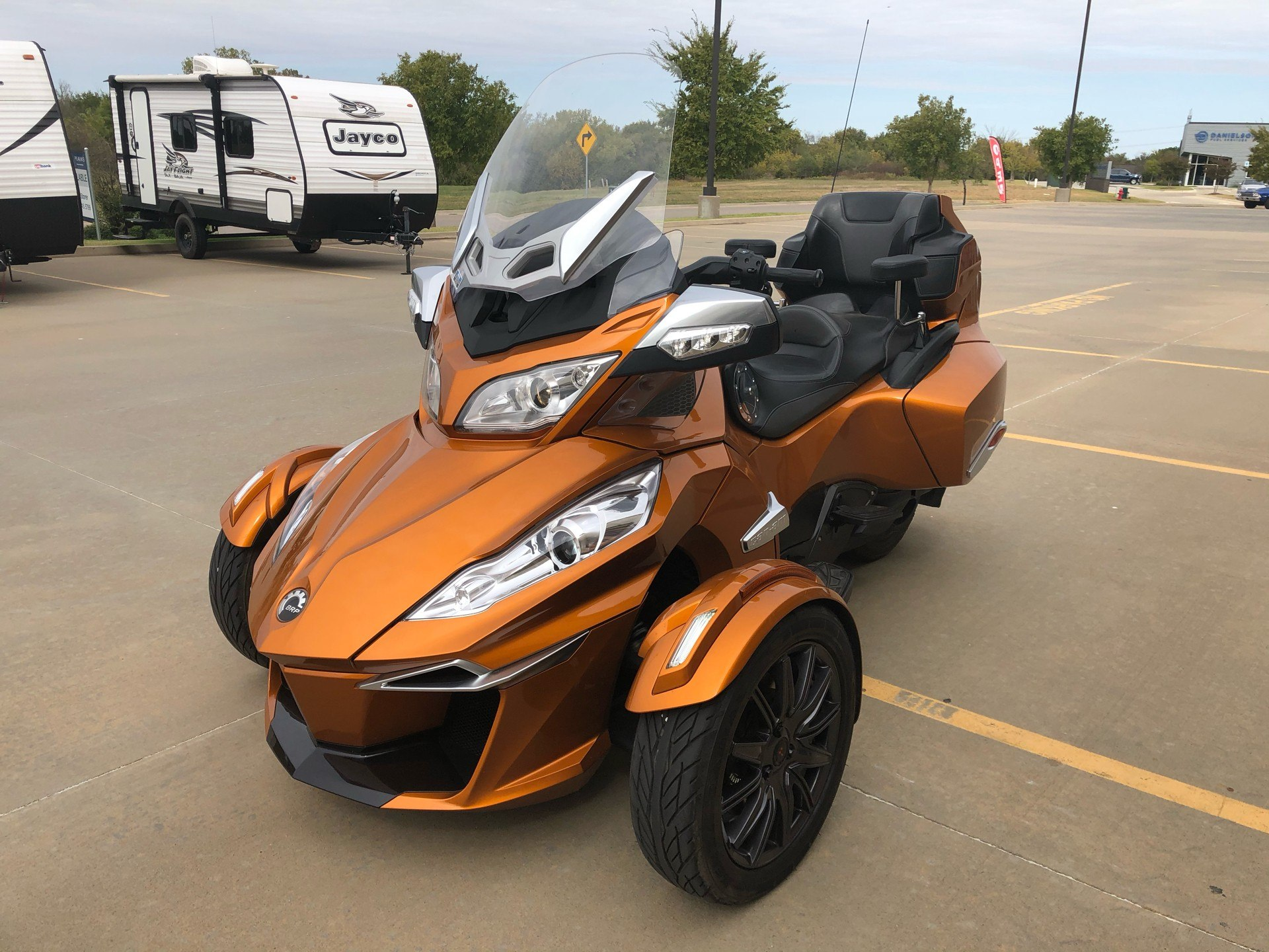 2014 Can-Am Spyder® RT Limited in Norman, Oklahoma - Photo 4