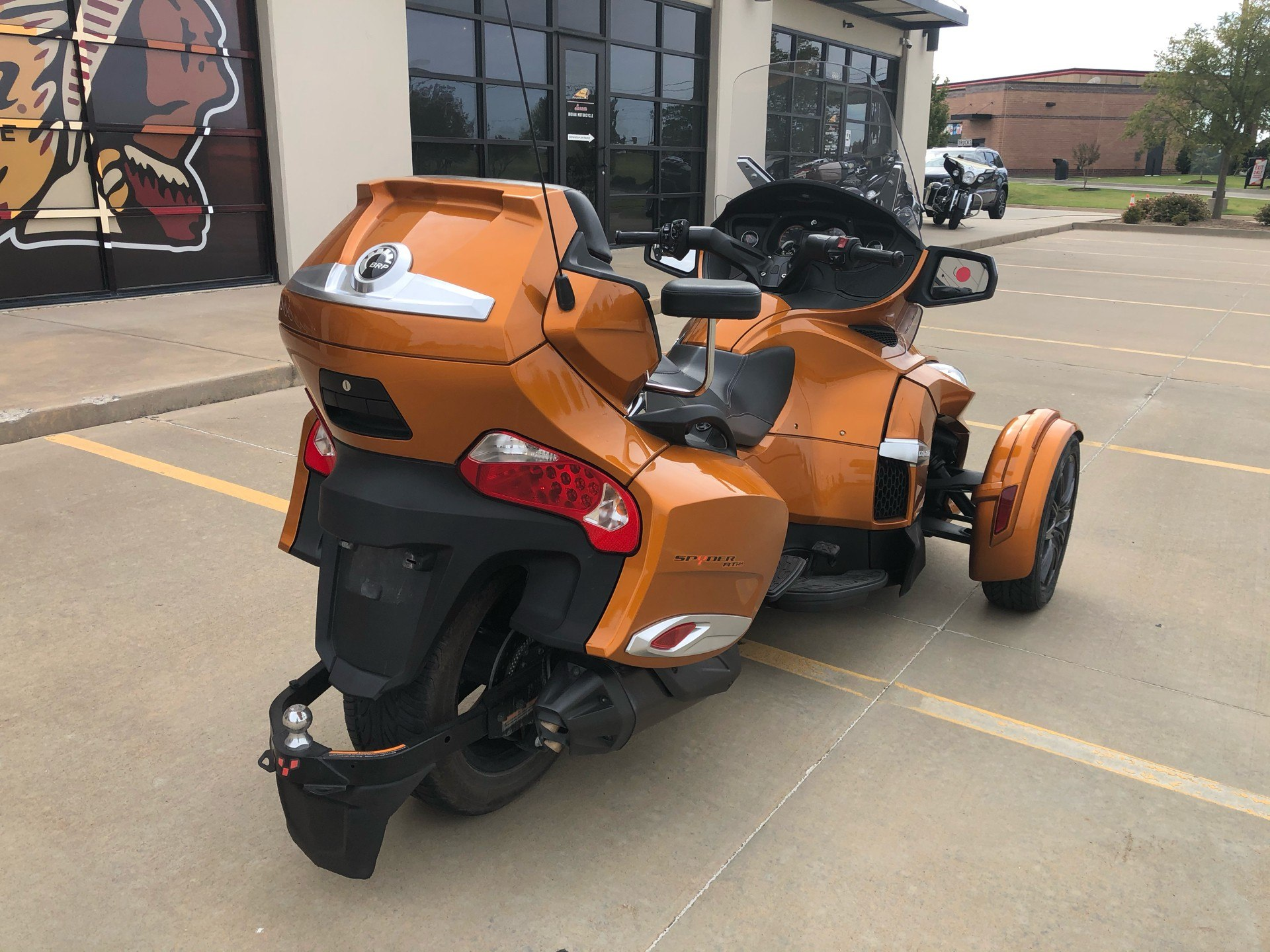 2014 Can-Am Spyder® RT Limited in Norman, Oklahoma - Photo 8