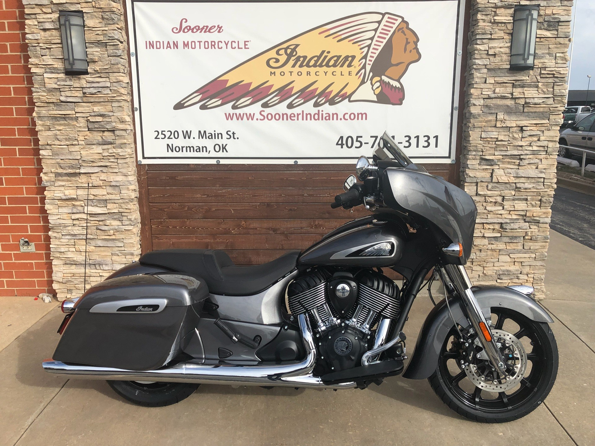 2019 Indian Chieftain® ABS in Norman, Oklahoma