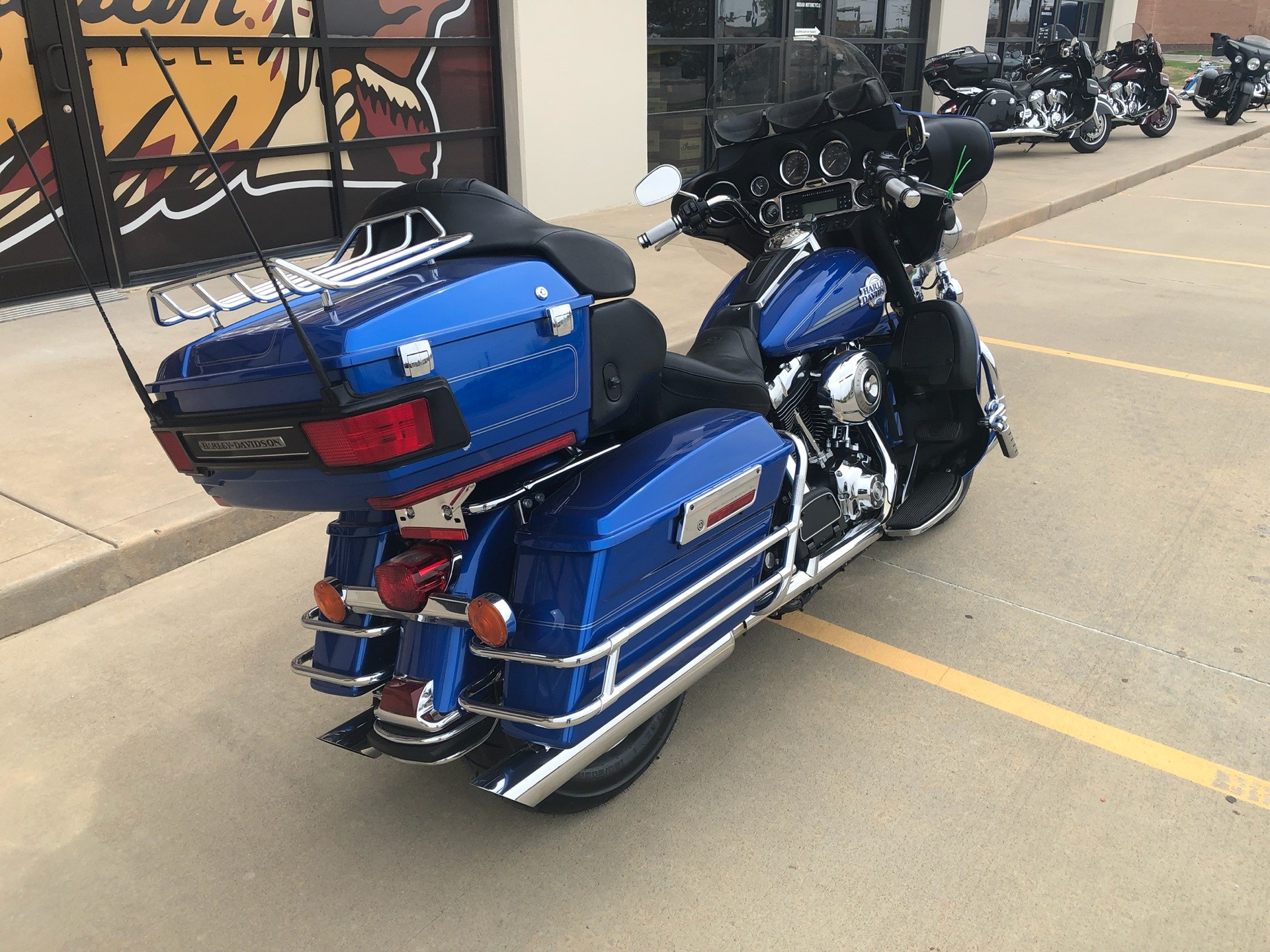 2007 Harley-Davidson Ultra Classic® Electra Glide® in Norman, Oklahoma - Photo 5
