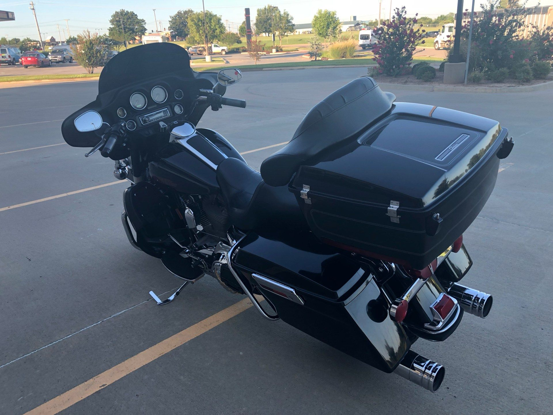 2008 Harley-Davidson Electra Glide® Standard in Norman, Oklahoma - Photo 4