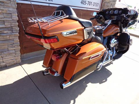 2015 Harley-Davidson Electra Glide® Ultra Classic® in Norman, Oklahoma