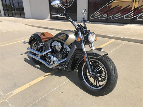 2017 Indian Scout® ABS Icon Series in Norman, Oklahoma - Photo 2