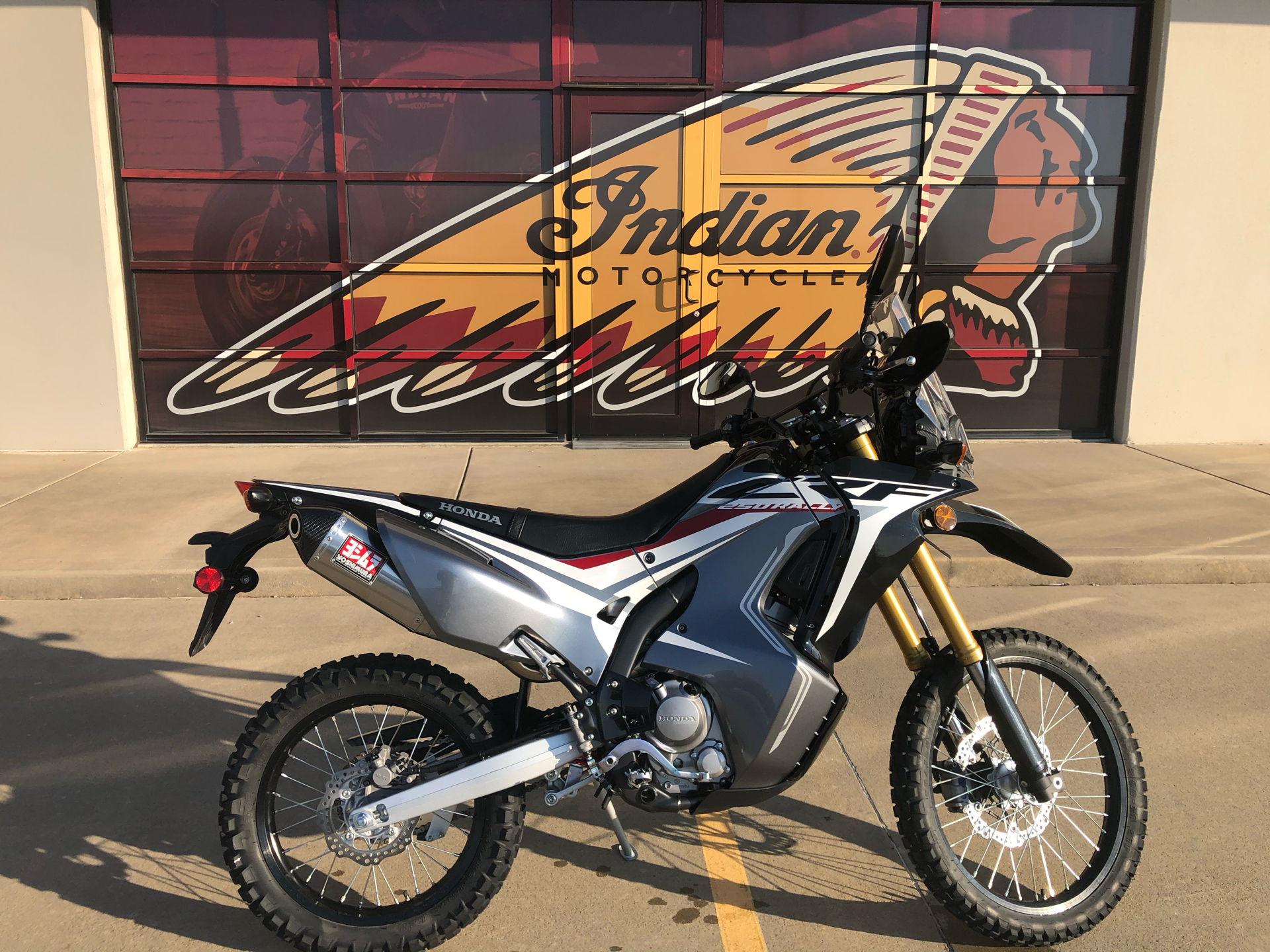 2018 Honda CRF250L Rally in Norman, Oklahoma - Photo 1