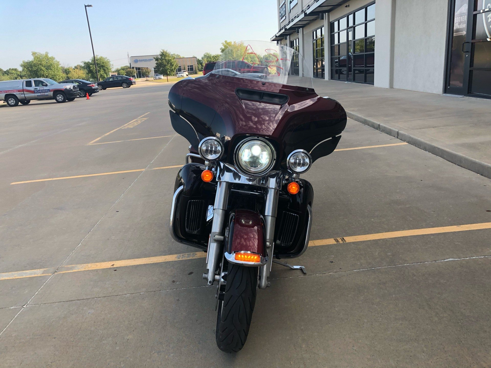 2015 Harley-Davidson Ultra Limited in Norman, Oklahoma - Photo 3