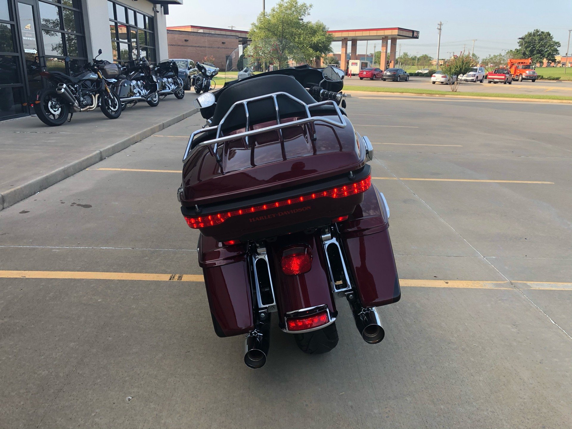 2015 Harley-Davidson Ultra Limited in Norman, Oklahoma - Photo 7