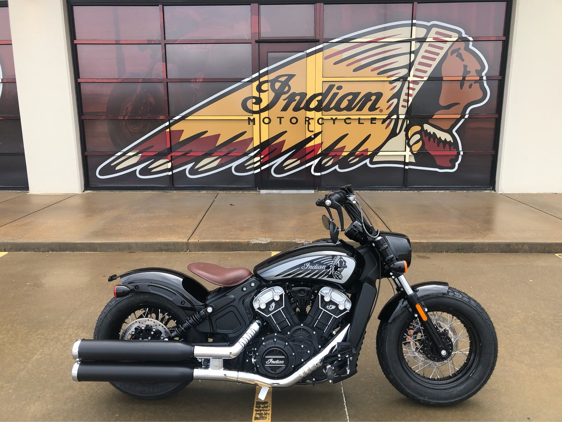 2020 Indian Scout® Bobber Twenty in Norman, Oklahoma - Photo 1