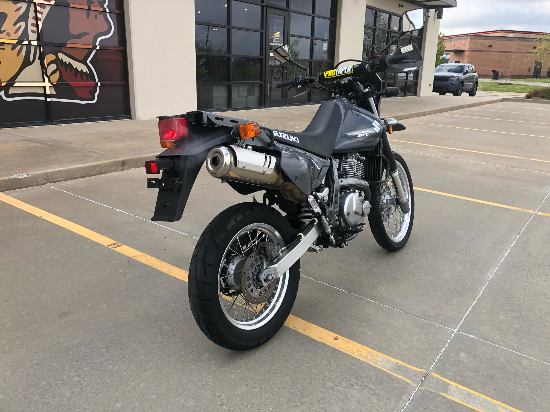 2012 Suzuki DR650SE in Norman, Oklahoma - Photo 8