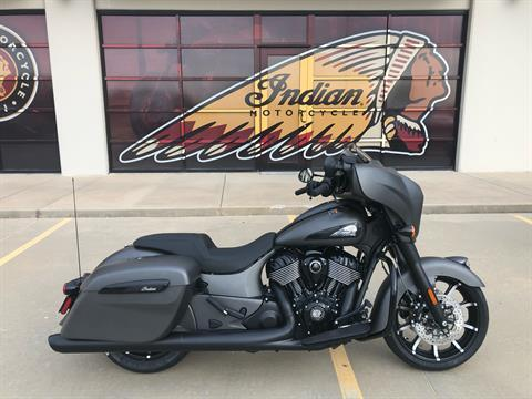 2021 Indian Chieftain® Dark Horse® in Norman, Oklahoma - Photo 1