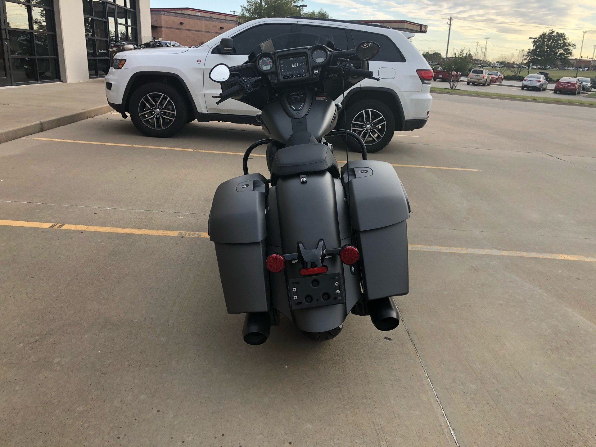 2021 Indian Chieftain® Dark Horse® in Norman, Oklahoma - Photo 7