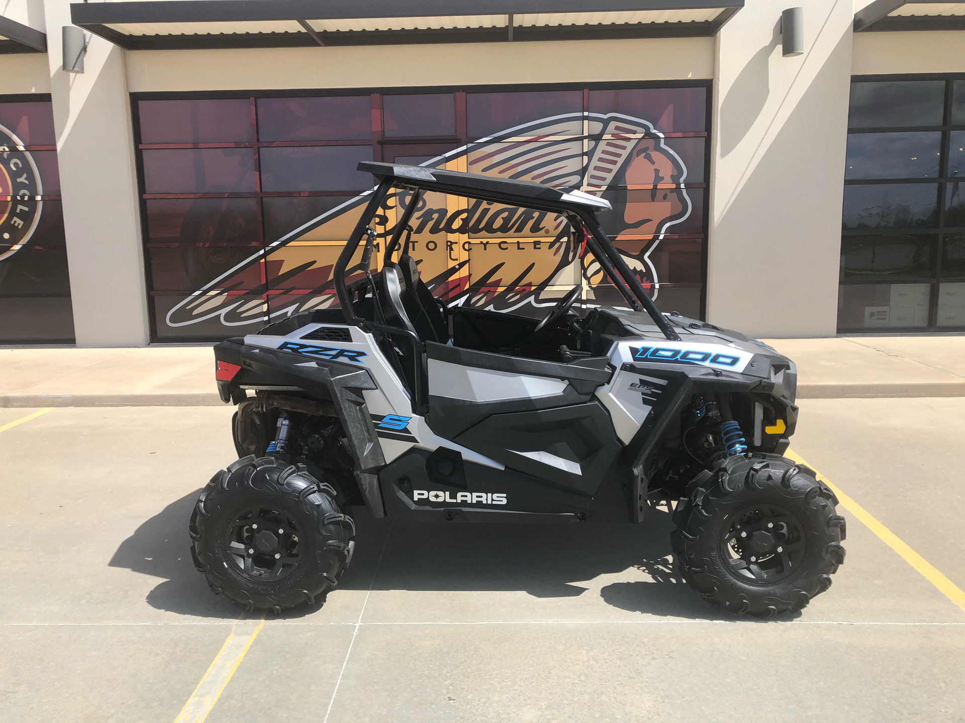 2020 Polaris RZR S 1000 Premium in Norman, Oklahoma - Photo 1