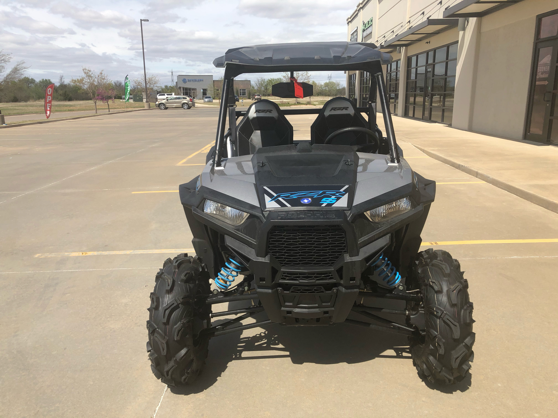 2020 Polaris RZR S 1000 Premium in Norman, Oklahoma - Photo 3