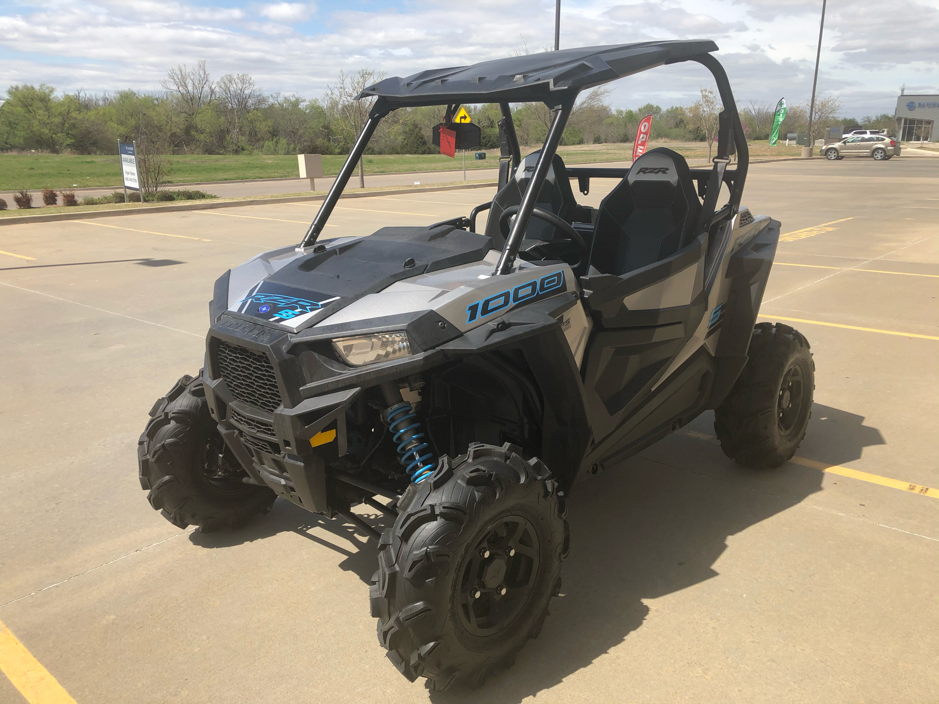 2020 Polaris RZR S 1000 Premium in Norman, Oklahoma - Photo 4