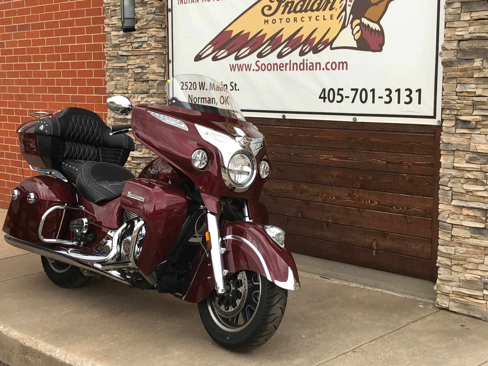 2017 Indian Roadmaster® in Norman, Oklahoma