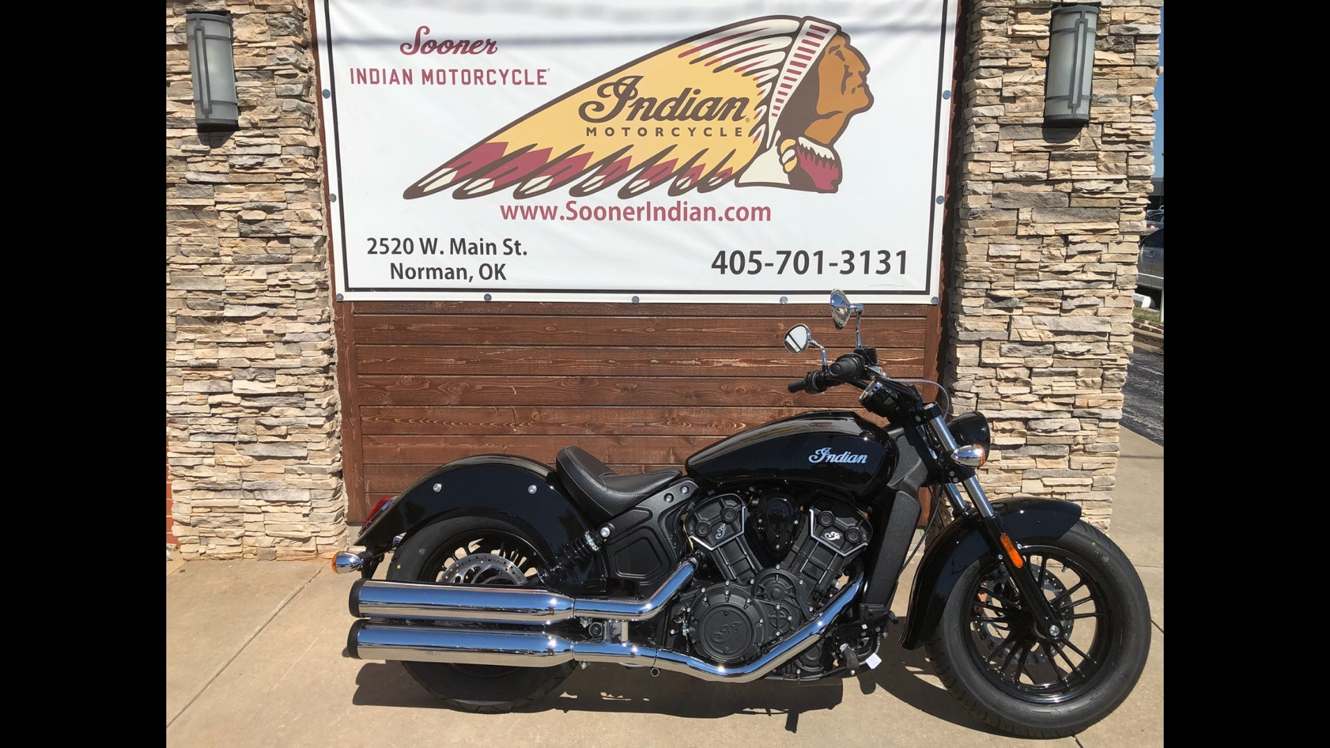 2019 Indian Scout® Sixty in Norman, Oklahoma - Photo 1