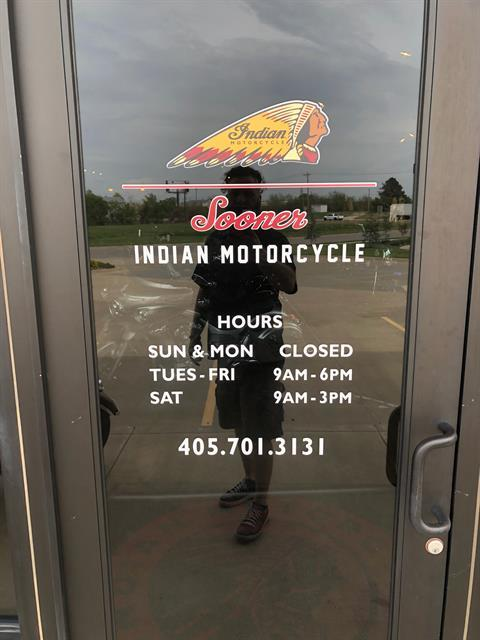 2019 Indian Scout® Sixty in Norman, Oklahoma