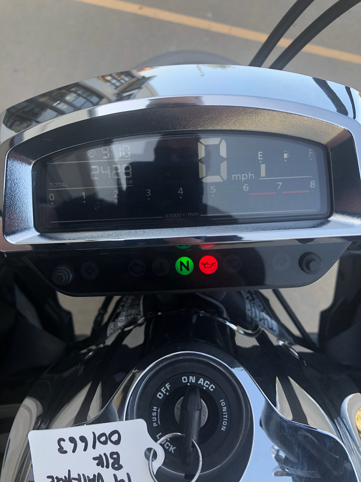 2014 Honda Gold Wing® Valkyrie® in Norman, Oklahoma - Photo 7