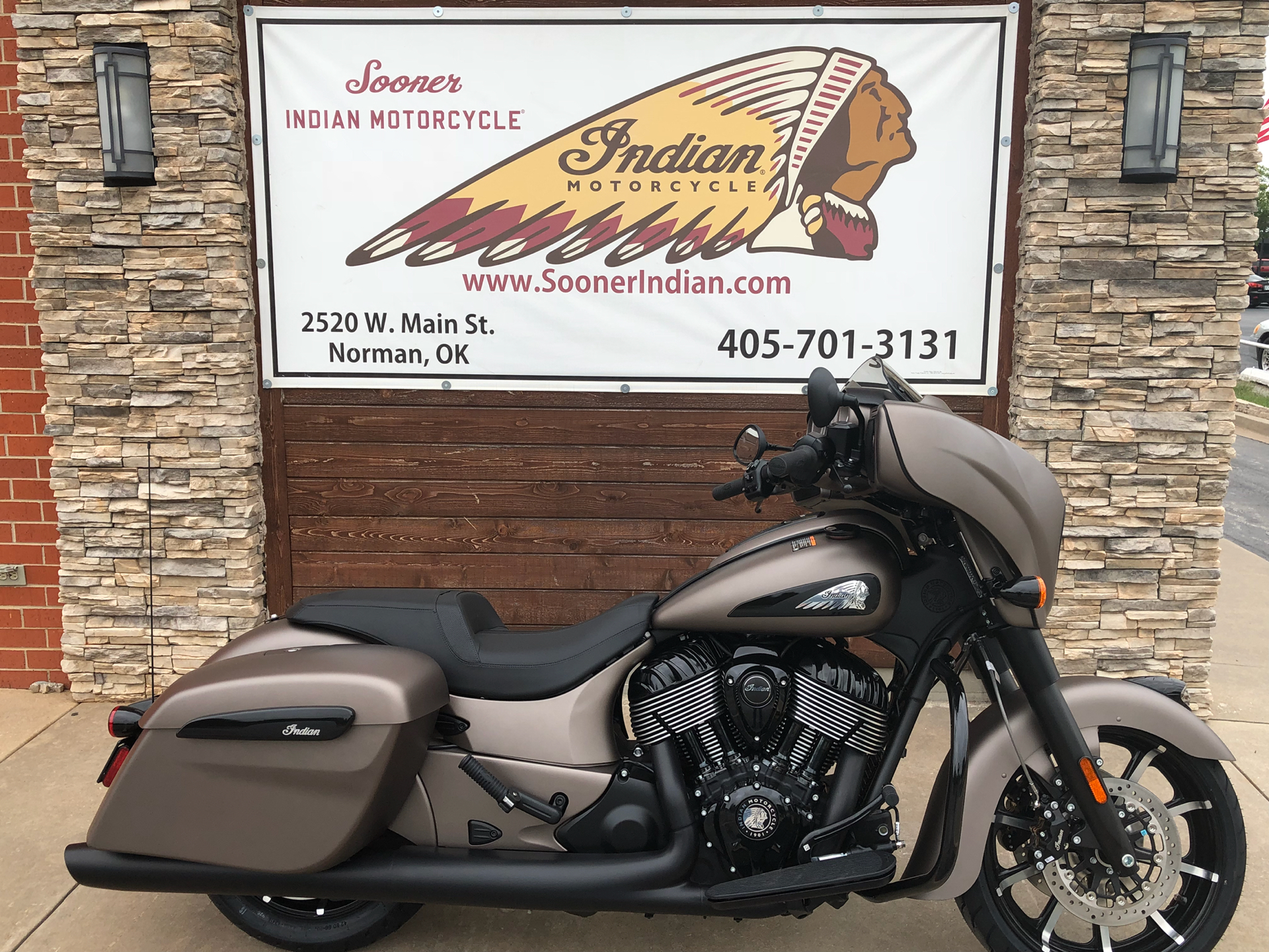 2019 Indian Chieftain Dark Horse Abs Motorcycles Norman Oklahoma 371464