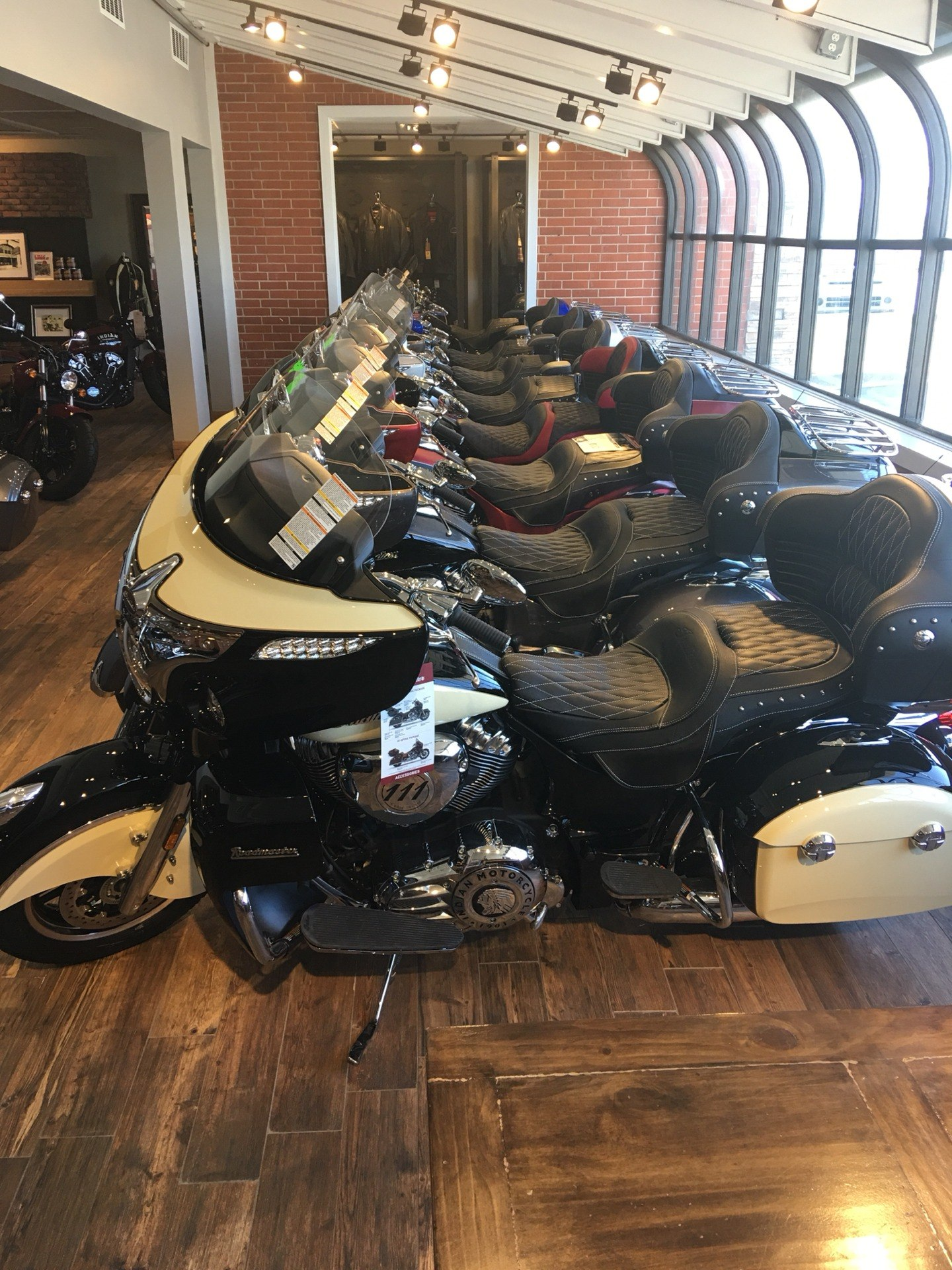 2017 Indian ROADMASTER in Norman, Oklahoma