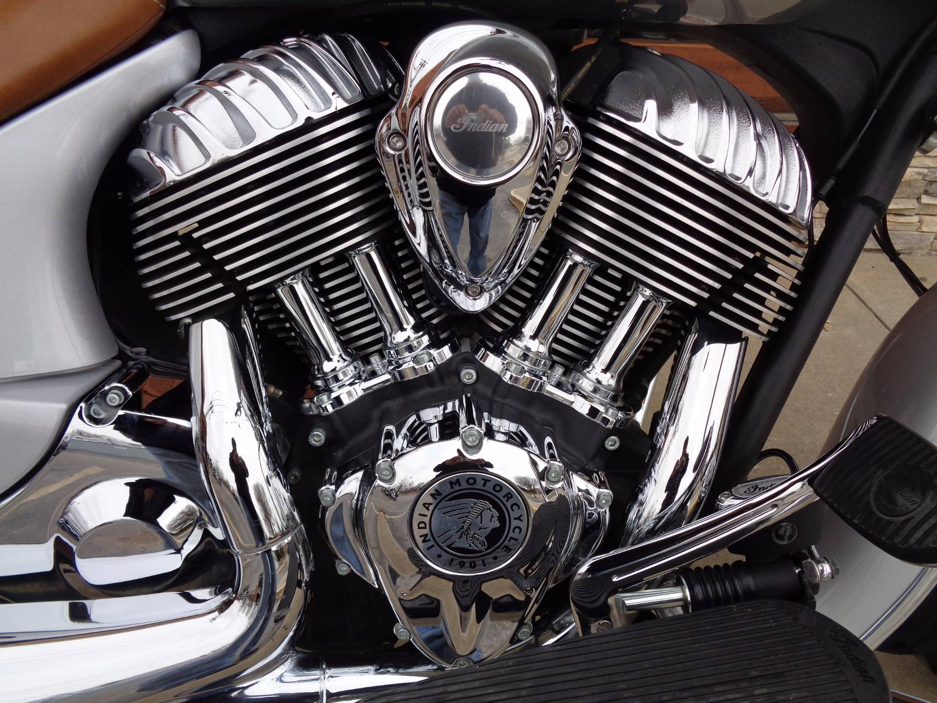 2016 Indian Chief® Vintage in Norman, Oklahoma