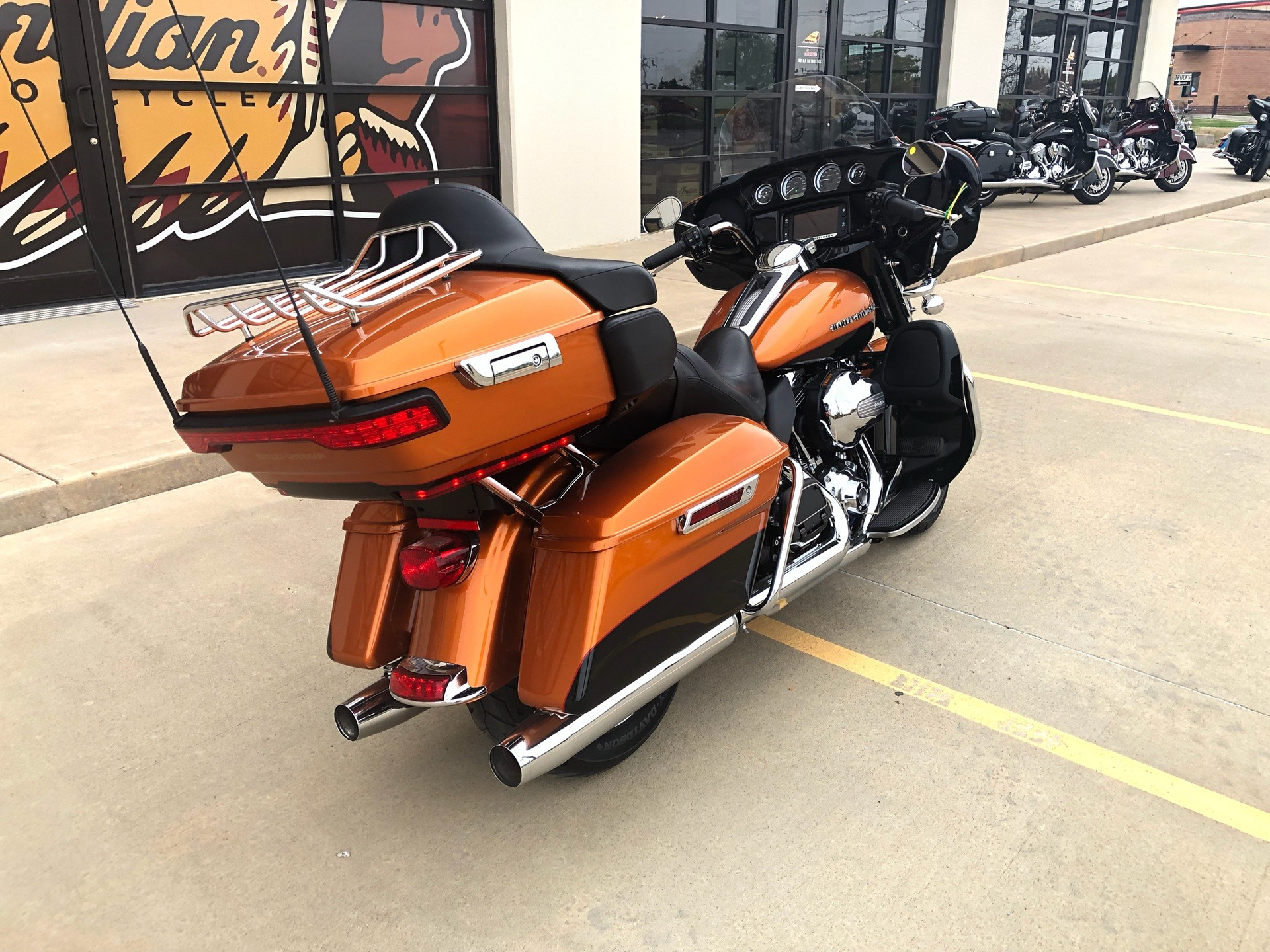 2015 Harley-Davidson Ultra Limited in Norman, Oklahoma