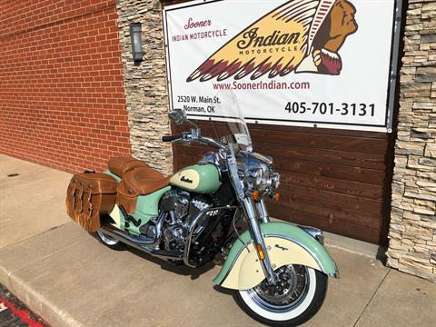2019 Indian Chief® Vintage ABS in Norman, Oklahoma - Photo 2