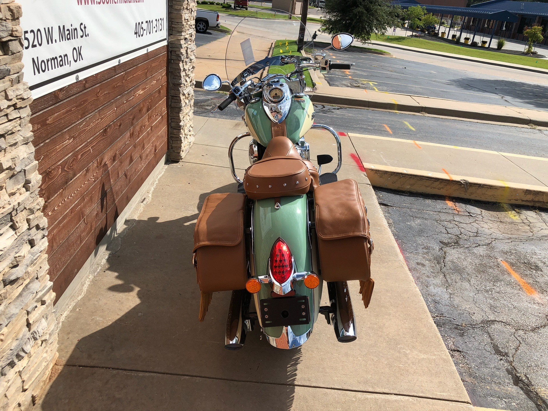 2019 Indian Chief® Vintage ABS in Norman, Oklahoma